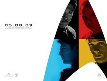 Star Trek Character Movie Posters Set 2 - John Cho as Sulu, Simon Pegg as Scotty, Anton Yelchin as Chekov, Karl Urban as Dr_ McCoy