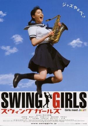 SwingGirlsPoster